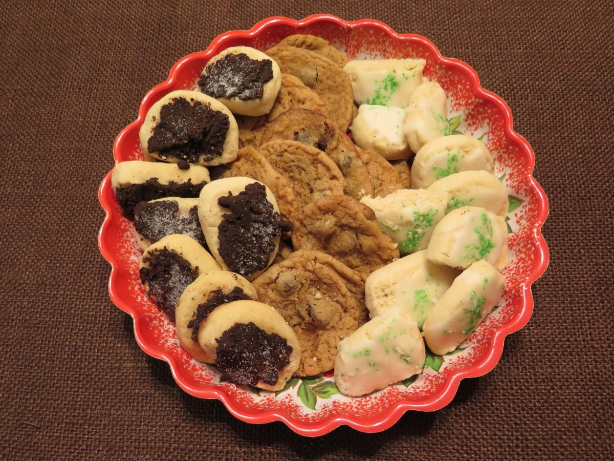Favorite Christmas Cookies | beyondgumbo