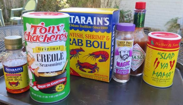 Cajun spices - 1 -  IMG_1986_1