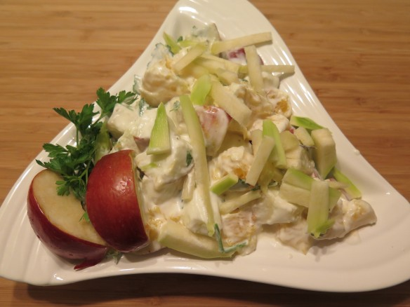 apple and orange salad with yogurt dressing - IMG_3421_1