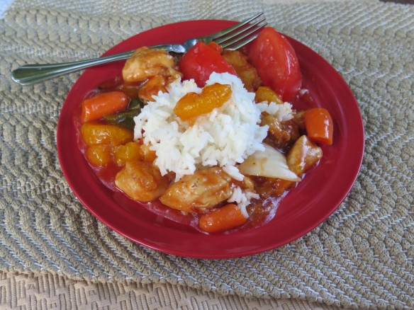 Sweet and Sour Chicken - IMG_4463_1