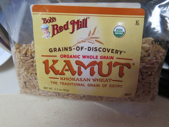 Kamut Organic Wheat Berries - IMG_1608