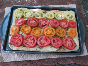pizza with tomatoes layered on - IMG_5883_1
