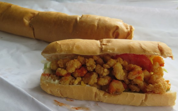 New Orleans  Shrimp PoBoy - IMG_4929_1