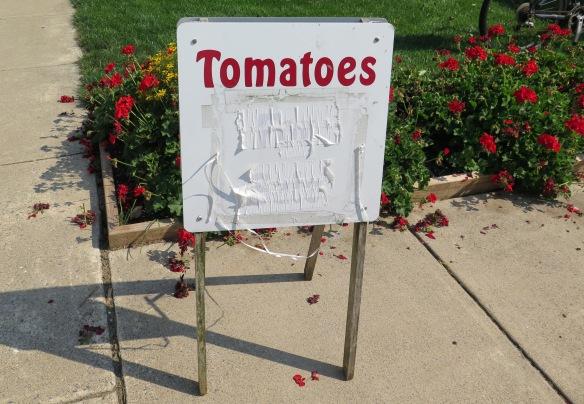 Tomato Sign - IMG_6617