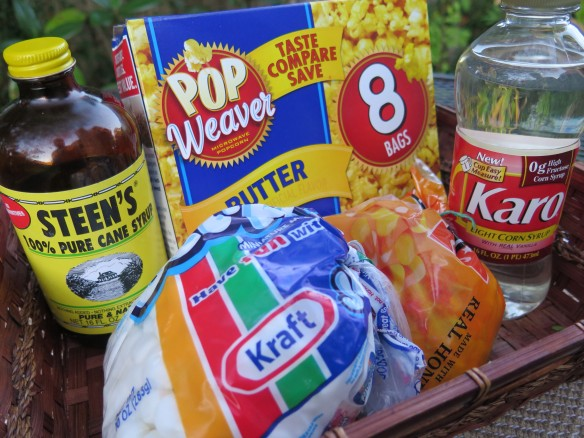 Popcorn Ball Ingredients - IMG_8244_1