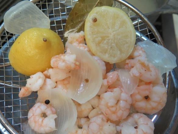 boiled shrimp - IMG_0756