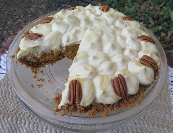 Pumpkin Chiffon Pie - 3 - IMG_0626