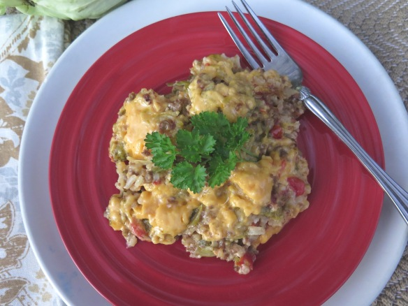 Cabbage Casserole - IMG_0671