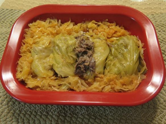 Hungarian Stuffed Cabbage - IMG_0125_1