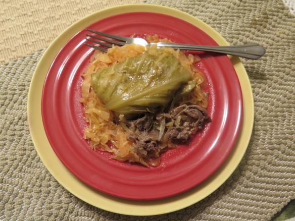 Hungariarian Stuffed Cabbage - 2 - IMG_0134_1