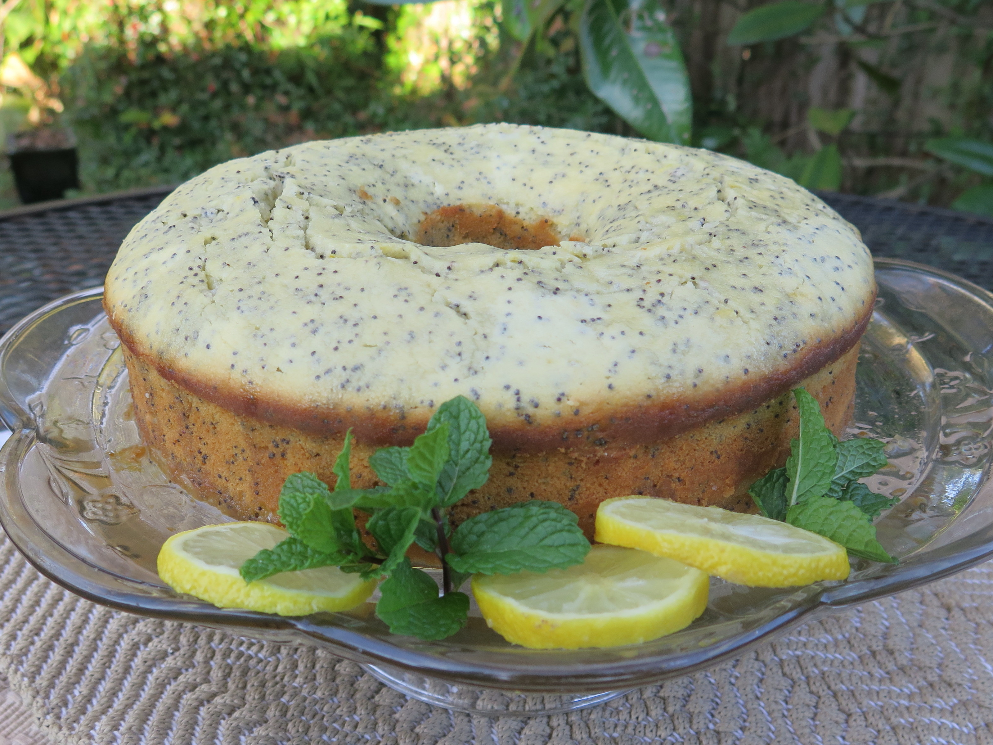 Variations on a Pound Cake beyondgumbo