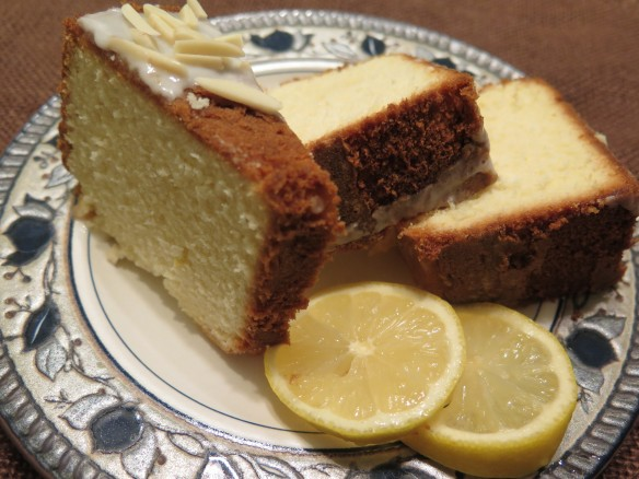 Old Fashioned Lemon Almond Pound Cake - IMG_0859_1