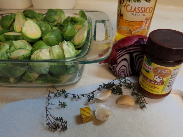 Ingredients for Roasted Brussels Sprouts - IMG_1683_1