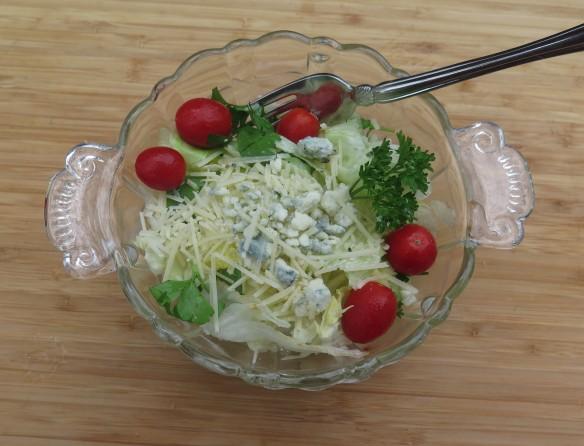 Jake Stapes Sensation Salad with Dressing - 2 - IMG_1467_1