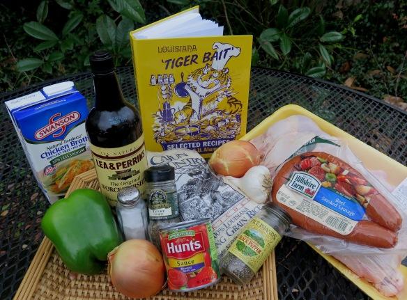 Jambalaya Ingredients - IMG_1844