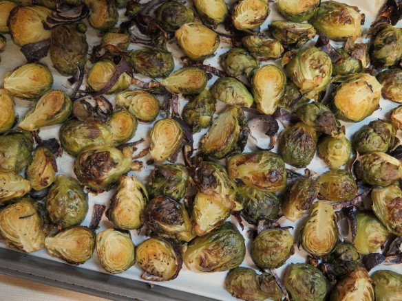 Roasted Brussels Sprouts - 2 - IMG_1686_1