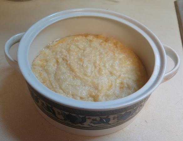 Cheese Garlic Grits ready to bake - 1-02- IMG_1439