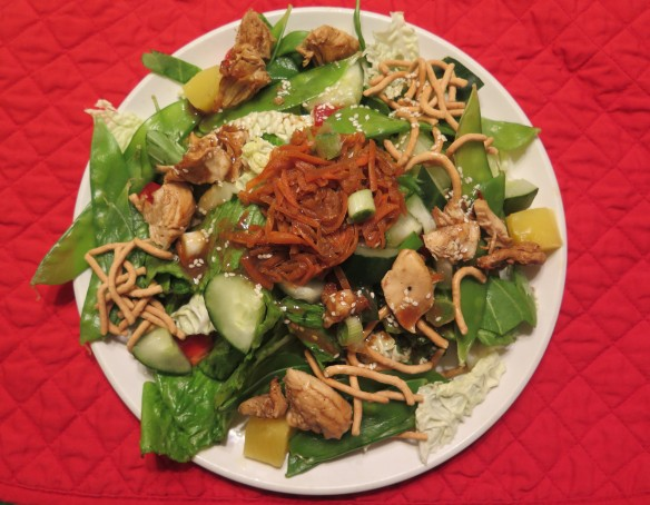 Oriental Chicken Salad with Carrot Relish - 2-15 - IMG_2268_1