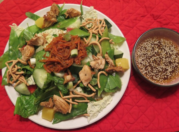 Oriental Chicken Salad with Carrot Relsih - 2 - 215 - IMG_2265_1