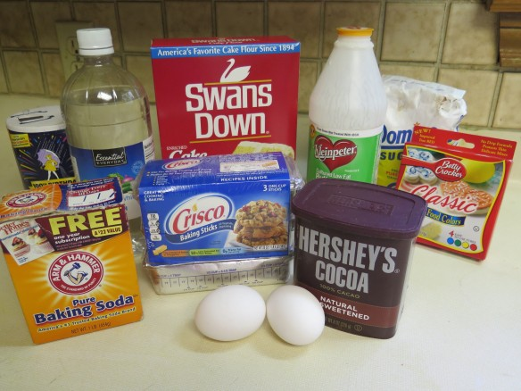 Red Velvet Cake Ingredients - IMG_2012_1