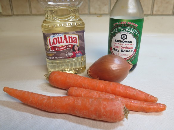 Ingredients for Oriental Carrot Relish - 2 - IMG_2237_1