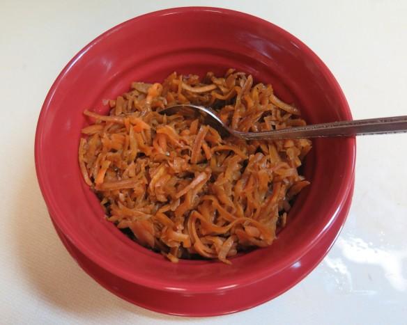 Oriental Carrot Relish - IMG_2260_1