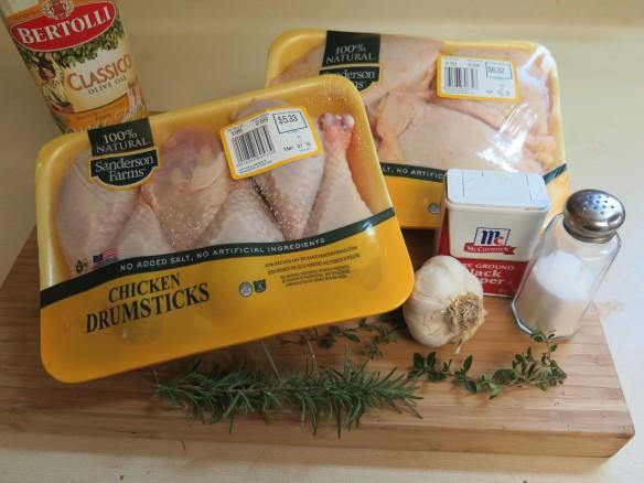 Garlic Chicken Ingredients - IMG_2616_1