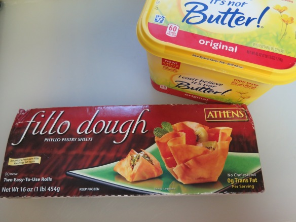 phyllo -pastry dough - IMG_3131