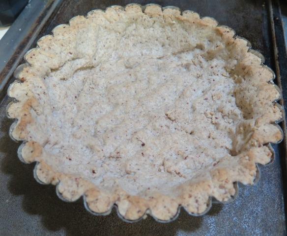 Baked Shortbread Tart Shell - IMG_6403