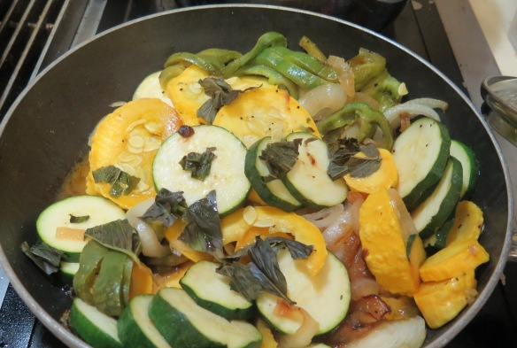 Squash Medley Cooking - IMG_4648