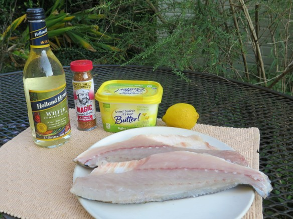 Cajun Baked Redfish Ingredients - IMG_4886_1