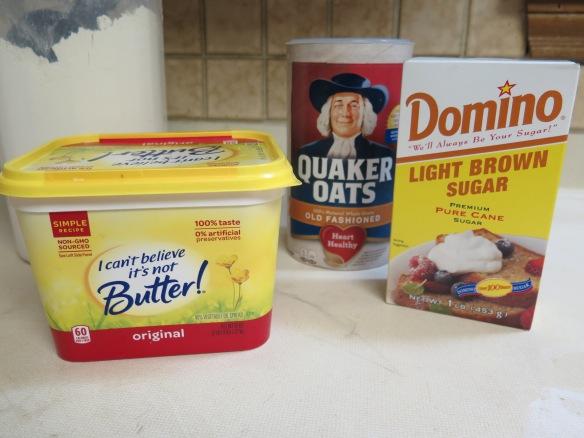Crumb Topping Ingredients - IMG_5530