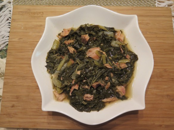 Mustard Greens and Smoked Turkey - IMG_5447_1