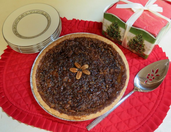 Darck Chocolate Pecan Pie Variation - 1 - IMG_6125_1R