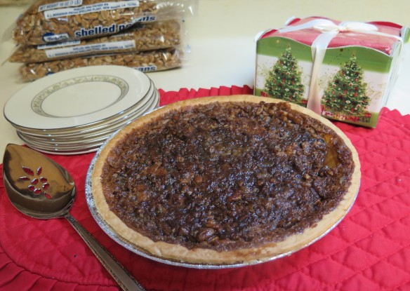 Dark Chocolate Pecan Pie Variation - IMG_6118_1