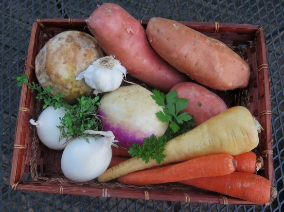 Root Vegetables with Herbs - IMG_5882_1R