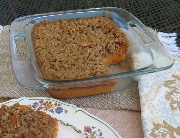 Ruths Chris Special Sweet Potato Casserole - 3 - IMG_6200