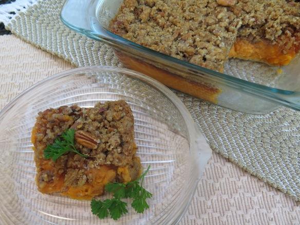 Ruths Chris Special Sweet Potato Casserole - 4 - IMG_6222