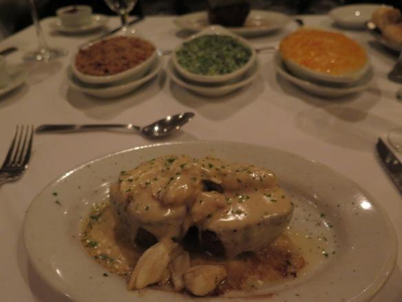 Steak at Ruths Chris Steak House - IMG_6252