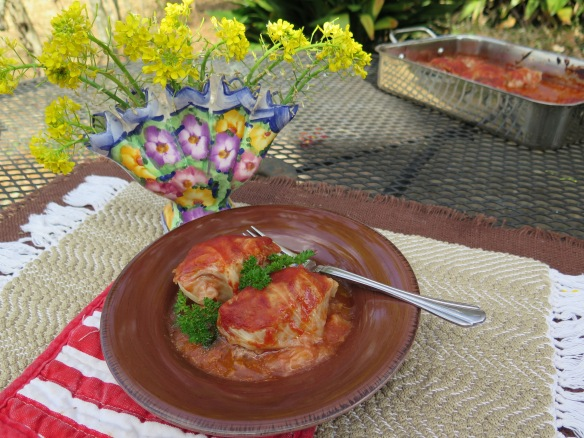 Gay's Stuffed Cabbage - IMG_2638