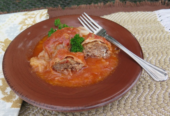Gays Stuffed Cabbage - IMG_2709