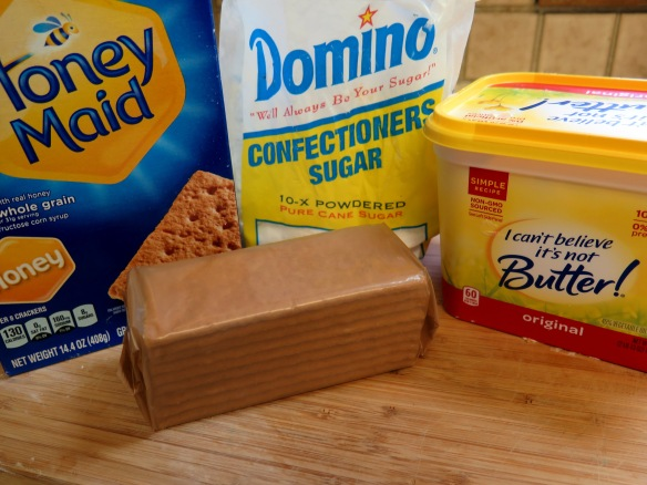 Graham Cracker Crust Ingredients - IMG_6991