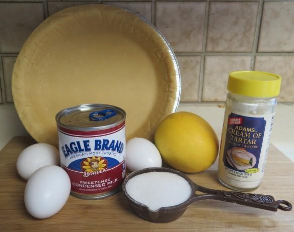 Ingredients for Lemon Meringue Pie - IMG_6673_1