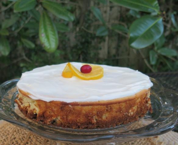 Luscious Lemon Ricotta Cheesecake - 5 - IMG_7060