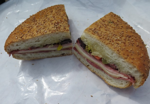 Central Grocery - Sandwich - IMG_5231