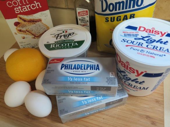 Cheesecake Ingredients - IMG_6880