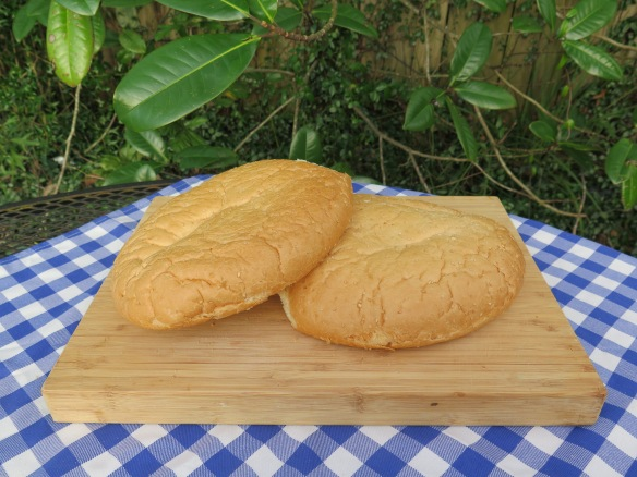 Italian Round Bread Loaves - IMG_7120