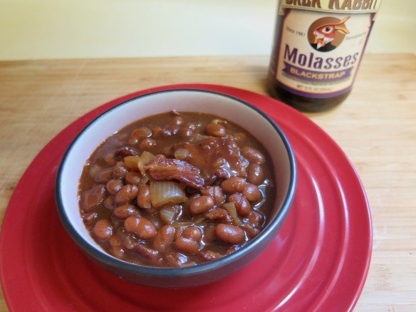 Blackstrap Molasses Baked Beans - 3 - IMG_6848_1