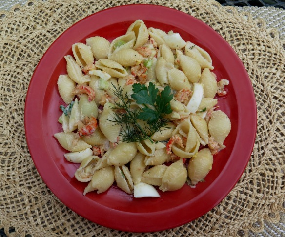 Crawfish Pasta Salad - 2 - IMG_8151