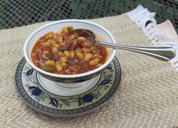 Molasses Baked Beans - 2-